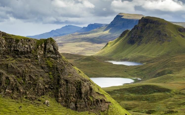 Aurora Scotland