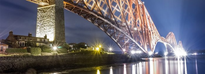 HAL Forth Rail Bridge