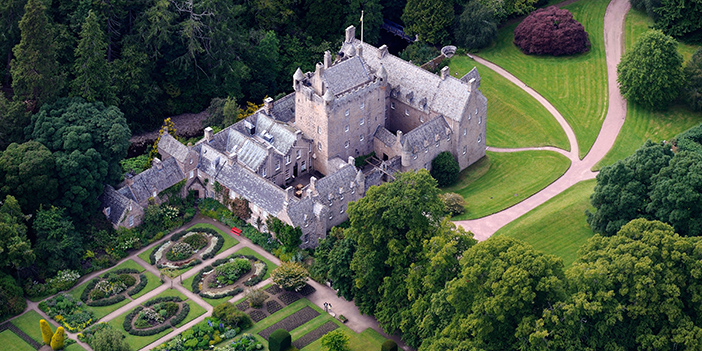 Viking Cawdor Castle