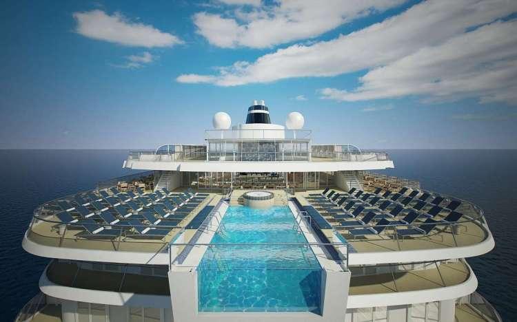 Viking Sea Infinity Pool