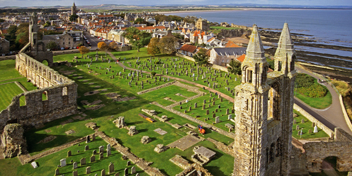 Viking St Andrews Cathedral