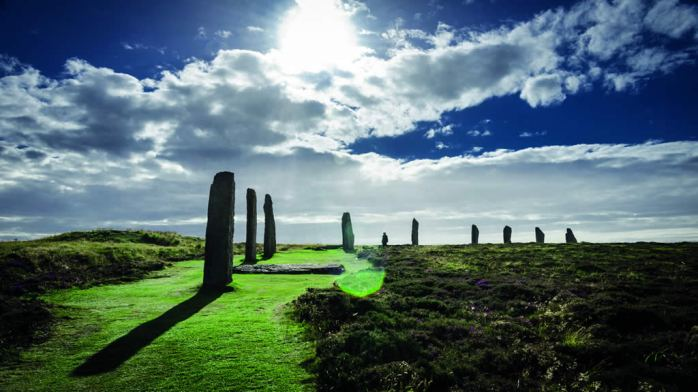 HP Ring of Brodgar