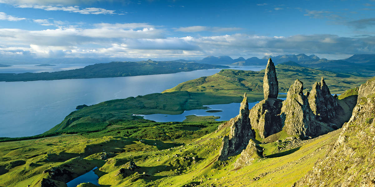 The Isle of Skye with Hapag Lloyd